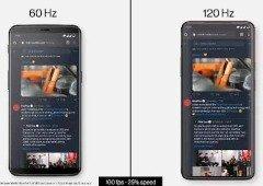 OnePlus 8 Pro. Vídeo oficial mostra potencial do ecrã de 120Hz