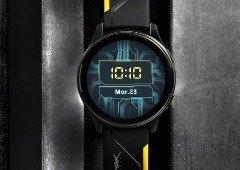 OnePlus Watch recebe versão limitada inspirada no controverso Cyberpunk 2077