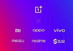 OnePlus, Xiaomi, Realme e outras criam uma parceria nunca antes vista! Entende