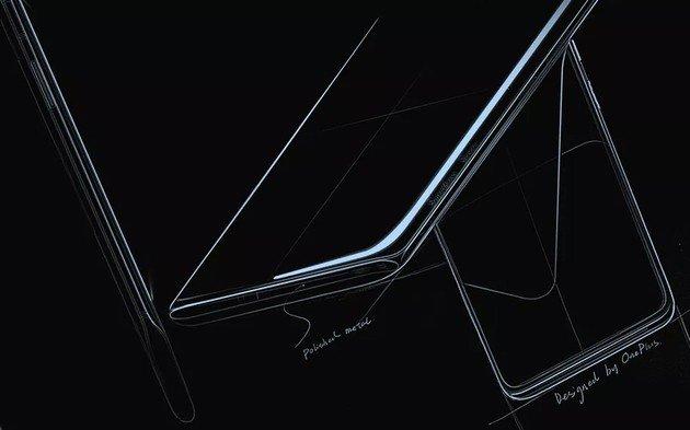 OnePlus 7 Pro ecrã