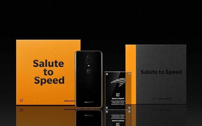 OnePlus McLaren parceria