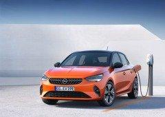 Opel Corsa-E é o primeiro modelo totalmente elétrico desta gama
