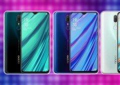 Oppo A9 a caminho para rivalizar com o Xiaomi Redmi Note 7