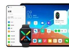 OPPO divulga acidentalmente o seu tablet Android com a ColorOS 12