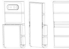 OPPO está a construir um smartphone dobrável como nunca imaginaste