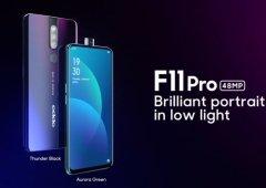 OPPO F11 Pro é anunciado e é um verdadeiro OnePlus 7 Lite!