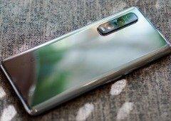 Oppo Find X2: imagens reais revelam o design do smartphone