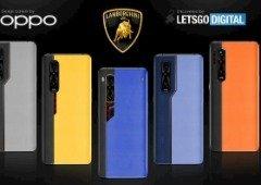 Oppo Find X2 Pro vai ter versão inspirada na Lamborghini com uma grande novidade!