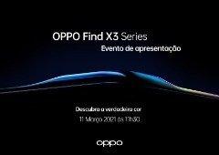 OPPO Find X3 Pro: smartphone topo de gama chega a 11 de março