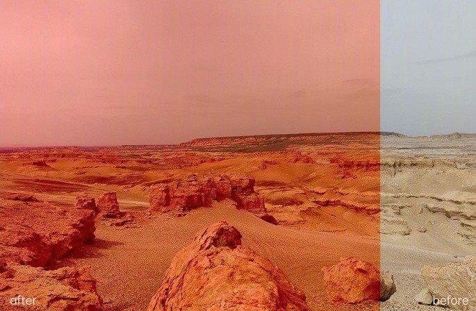 Oppo Find X3 Pro Mars Exploration Edition filtro