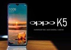 Oppo K5 é o novo gama-média dedicado ao gaming com preço impressionante!