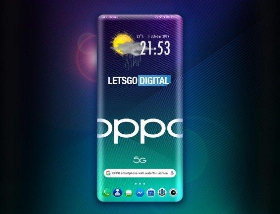 OPPO prepara o smartphone do futuro com um ecrã impressionante!