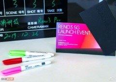 Oppo Reno 3 5G: rival do Redmi K30 tem data de apresentação revelada oficialmente