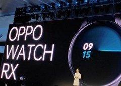 Oppo revela (parcialmente) o seu novo smartwatch mais clássico