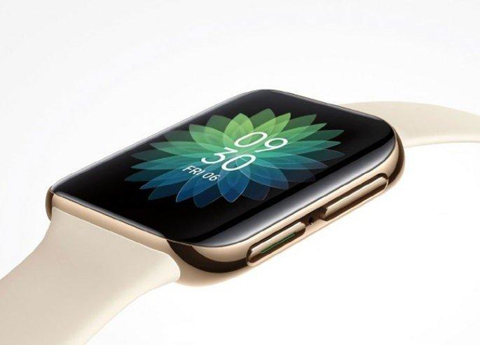 OnePlus smartwatch OPPO