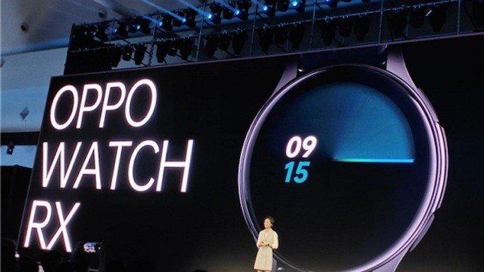 Oppo Watch RX