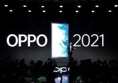 OPPO X 2021: smartphone com ecrã rolável é uma realidade!