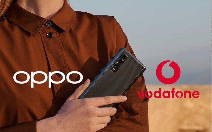 OPPO Vodafone Europa Portugal