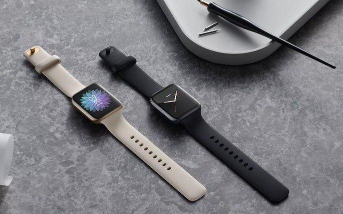 OnePlus Watch OPPO
