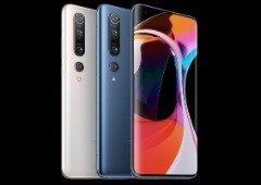Os 10 smartphones mais potentes do AnTuTu em março de 2020. Xiaomi Mi 10 Pro empurrado da liderança