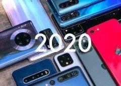 Os smartphones mais suaves de 2020: TOP 10 tem um grande ausente