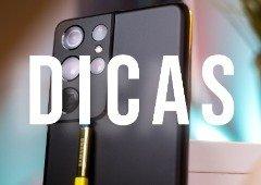 Os 7 melhores truques e dicas para os Samsung Galaxy S21