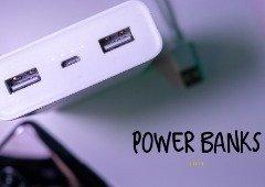 Os melhores Power Banks para comprar em 2020