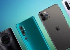 Melhores smartphones em 2019 para fotografia e vídeo segundo a DxOMark (Xiaomi surpreende)