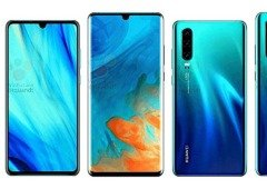 Os novos Huawei P30 poderão chegar com preços bem interessantes