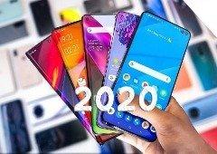 Os smartphones preferidos da equipa 4gnews em 2020 (Seleção do Carlos)