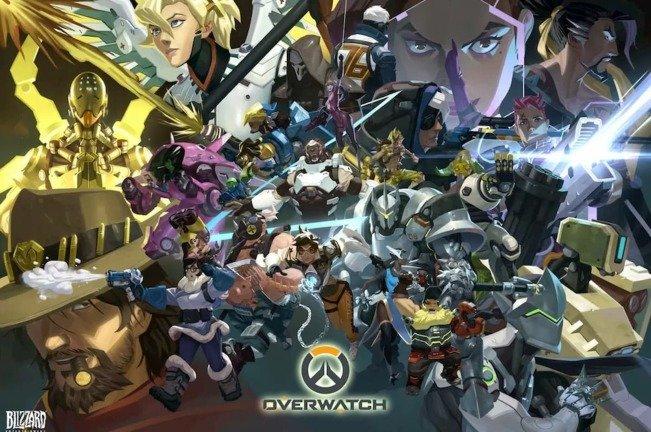 """Overwatch pode tornar-se uma série de televisão com estilo """"anime"""""""