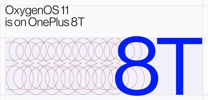 OxygenOS 11 OnePlus 8T