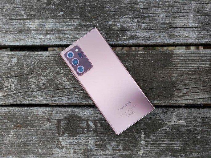 Este é o Samsung Galaxy Note 20 Ultra