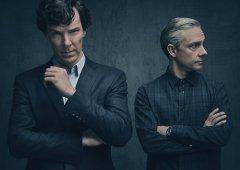 Sherlock Holmes - Série da BBC regressará para uma 5.ª temporada