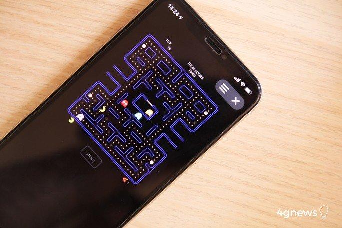 Facebook Messenger Pacman
