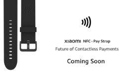 Paga as tuas contas com a nova bracelete NFC da Xiaomi