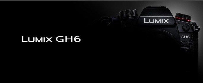 Panasonic Lumix GH6