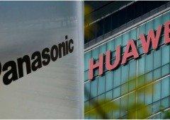 Panasonic volta atrás na sua palavra e mantém suporte à Huawei