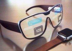 Patente da Apple mostra como poderão funcionar os seus óculos inteligente de Realidade Aumentada