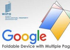 Patente da Google mostra revolucionário smartphone dobrável!
