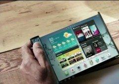 Patente da Samsung mostra-nos o ecrã de smartphone que sonhamos desde 2013