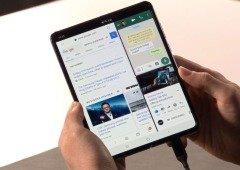 Patente da Samsung mostra possível smartphone dobrável com câmara amovível