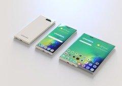 Patente da Samsung revela um smartphone que muitos sonham em ter!