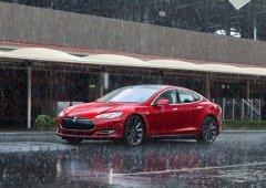 Patente da Tesla promete livrar-se de limpa para-brisas! Lasers são a solução!