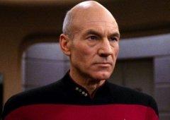 Star Trek - Patrick Stewart está de volta ao papel de Jean-Luc Picard