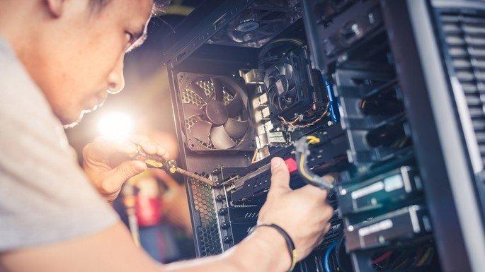 Subida de preços dos componentes PC