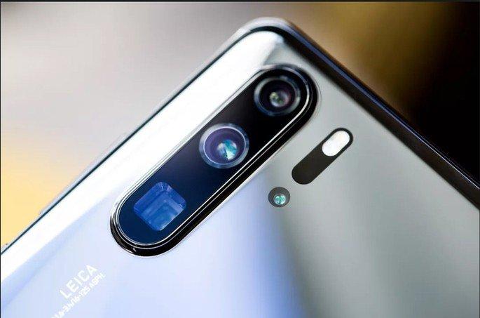 Huawei P30 Pro periscópio Xiaomi