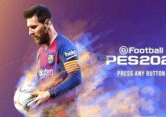 PES 2021 tem uma nova jogada para combater o futuro FIFA 21