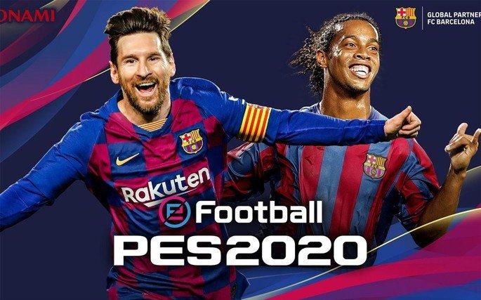 PES 2020 Barcelona