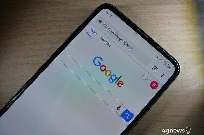 Pesquisa Google está a receber ligeira mudança de design, vê qual é a diferença!